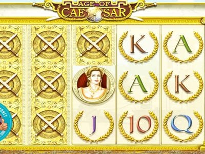 Age Of Caesars Slots Reviews