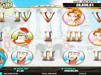 Ave Caesars Slots Reviews