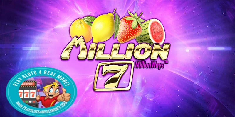 Million 7 Dials Up The Cash Giveaways to Seven Figures By Red Rake Gaming