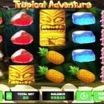 Tropic Reel slots review netent