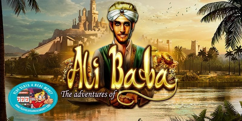 adventures of ali baba red rake gaming