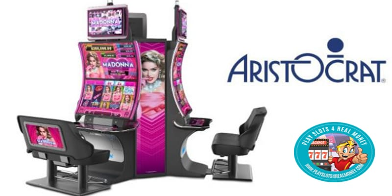 aristocrat technologies inc mighty cash hold spin edge x cabinet