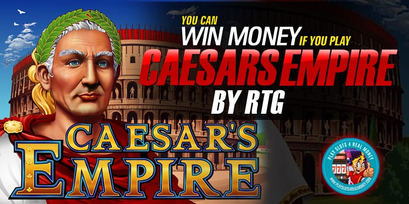 Can You Win Real Money On Caesars Slots