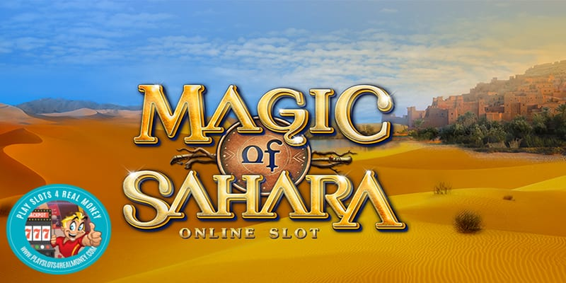 magic of sahara free spins round token chain feature