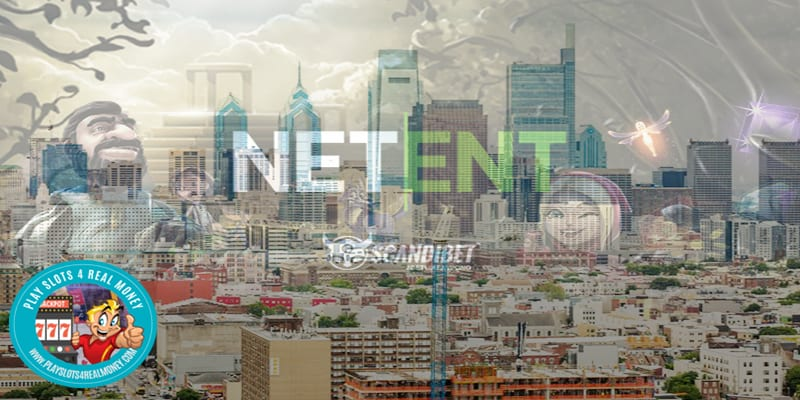 Pennsylvania Online Casinos Go Live With NetEnt