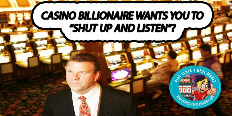 Casino Billionaire Tilman Fertitta