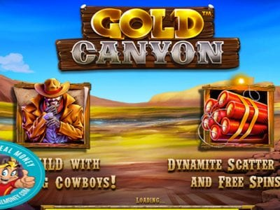 Gold Canyon Slots Review