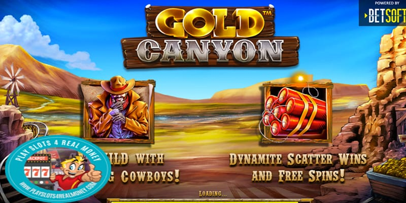 Spiele Gold Canyon - Video Slots Online