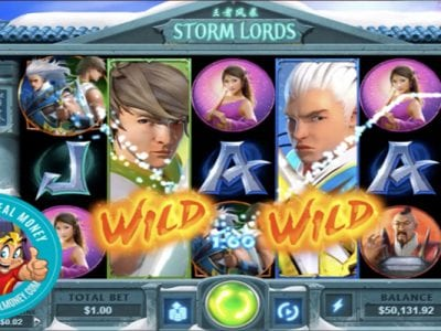 Storm Lords Slots Reviews