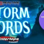 intertops casino free spins Storm Lords Slots