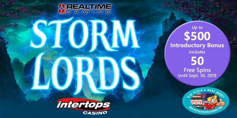 Intertops Casino |Realtime Gaming's Latest Slot Game  | Free Spins