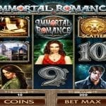 Immortal Romance Slots Reviews
