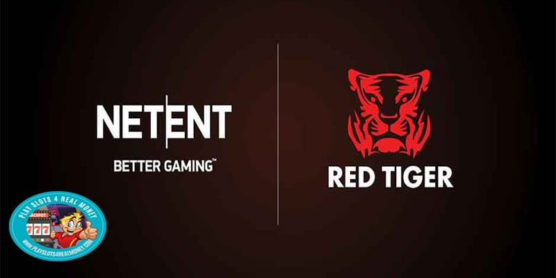 NetEnt Red Tiger Gaming