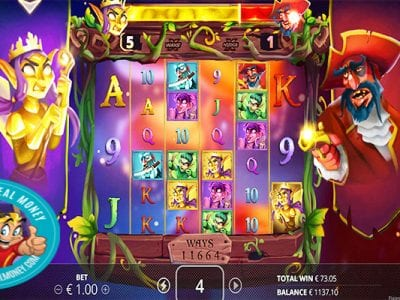 Pixies Vs. Pirates Slots review nolimit city