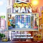 Spinfinity Man slots review