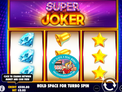 Super Joker Review Pragmatic Play
