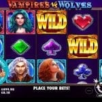 Vampires Vs Wolves Slots Review Pragmatic Play