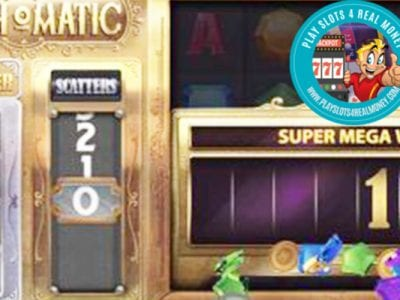 Cash-O-Matic Slots Review Netent