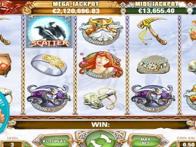Hall of Gods Slots Reviews netent