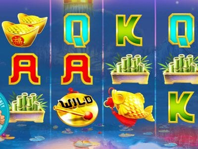 Imperial Riches Slots review netent