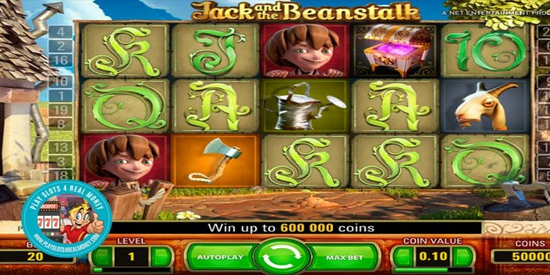 Spiele Jack And The Beanstalk - Video Slots Online