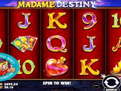 Madame Destiny Slots Review