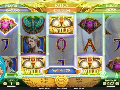 Mercy of the Gods slot review netent