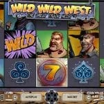 Wild Wild West Slots Review NetEnt