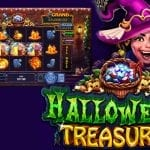 halloween treasures free spins