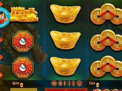 Fortunes of China Slots Review BetSoft