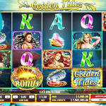 Golden Tides Slots Review Microgaming