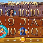 Magic Of Sahara Slots Review Microgaming