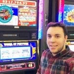 Ohio Slots Player Hits It Big at Las Vegas Airport Playing Wheel Of Fortune Triple Red