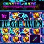 Queen Of The Crystal Rays Slots Review Microgaming