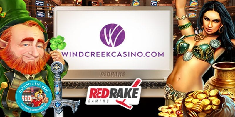 Red Rake Gaming Expands Into The Social Casino Industry With Wind Creek Casino