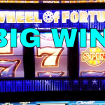 won Wheel Of Fortune Slots JACKPOT Winner