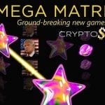"Cryptoslots Kicks Off Its ""Mega Matrix Games"" Collection"