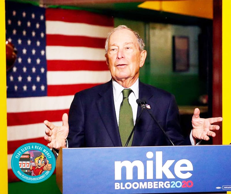 Mike Bloomberg Prop Bet Odds Tighten for 2020 Democratic Presidential Nomination