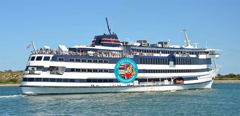 he First Louisiana Riverboat Casino is Cleared to Come Ashore