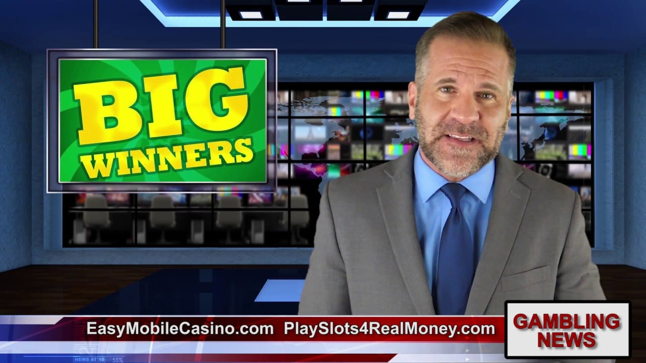 Video:  $1,150,709 Slot Machine Win This This Weeks Gambling News Podcast