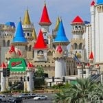 Jackpot in Excess of $5 Million Highlight Recent Excalibur Hotel And Casino Trip