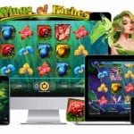 NetEnt Wings Of Riches Driving Force free spins Latest Slot Release regulated markets