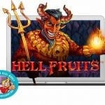 SYNOT Gaming Heats Up The New Year With Hell Fruits
