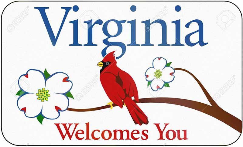 Virginia Governor Shows Support for Legalized Casino Gaming