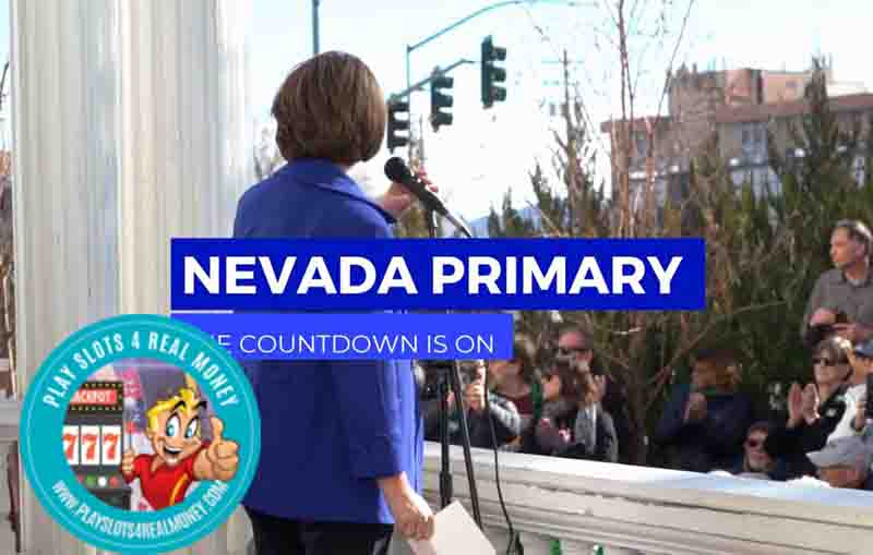 Ahead of Nevada Primary, US Sportsbook Updates Prop Odds for Democratic Field