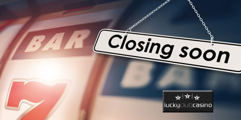 As Lucky Club Casino Closes Jackpot Capital Gives Players A Warm Welcome Bonus