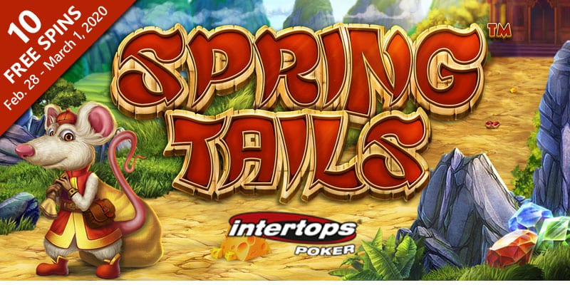 Betsoft Casinos Releases Spring Tails Slot Machine With Free Spins Bonuses