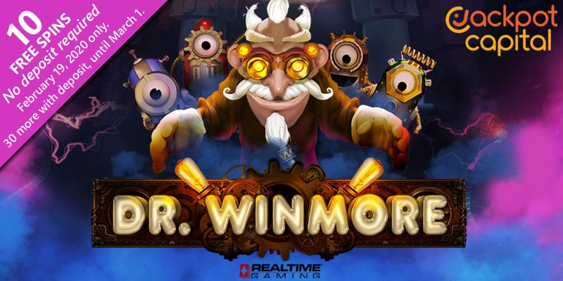 Spiele Dr. Winmore - Video Slots Online