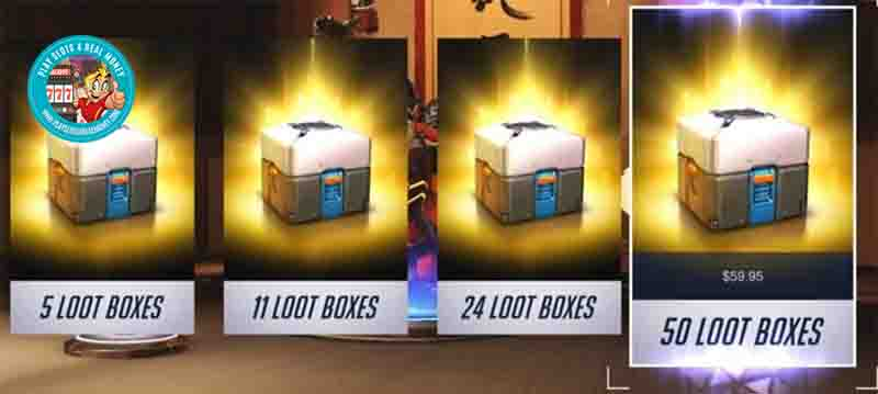 Epic Games Compares Loot Boxes To Real Money Gambling Like Slot Machines