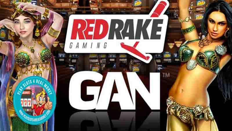 GAN and Red Rake Gaming Create a Landmark Partnership In Regulated Gaming Markets